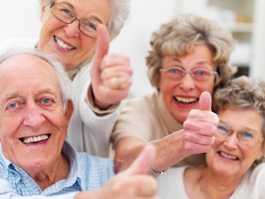 How to Include Older Adults in Your Ministry