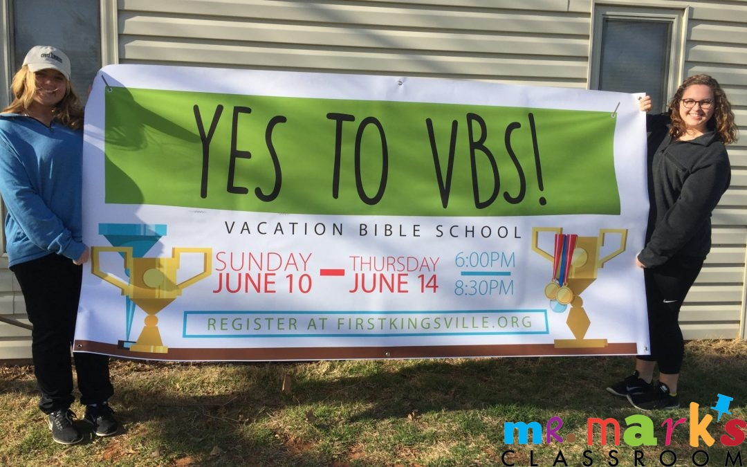 VBS Banners Are Here!!