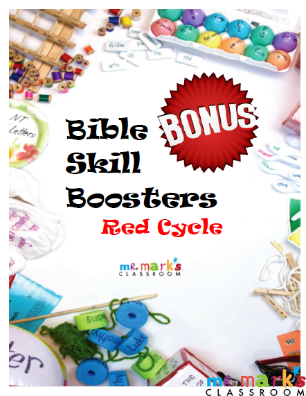 New Bible Skill Book!