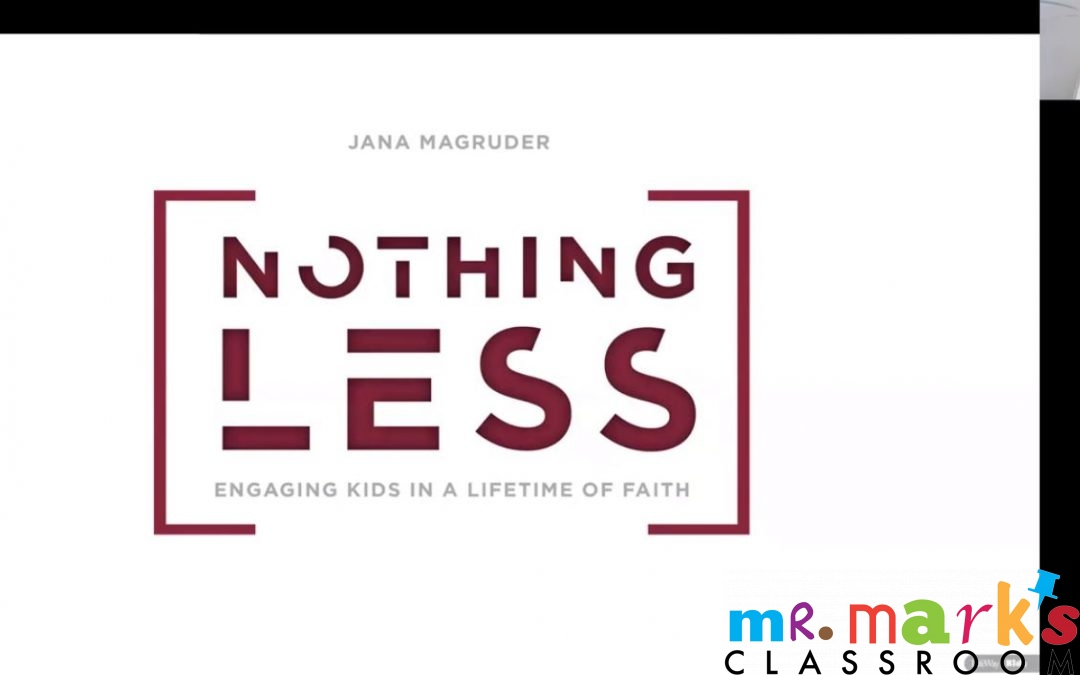 "Interview with Jana Magruder and ""Nothing Less"""