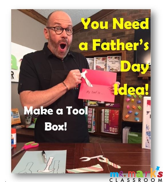 Father's Day Tool BoxCraft