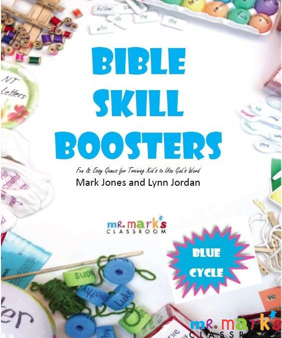 Blue Cycle Bible Skill Boosters