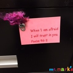 Face Your Fears Magnet