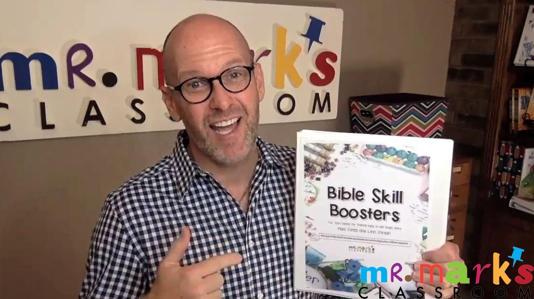Invest in Teaching Bible Skills to Kids