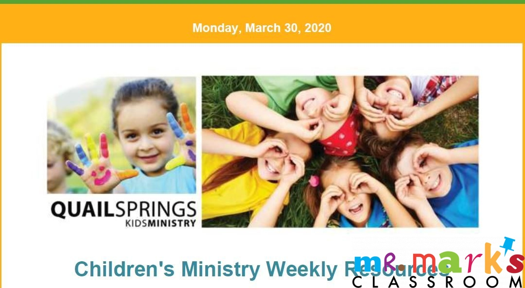 Children's Ministry: Family Ministry Resources